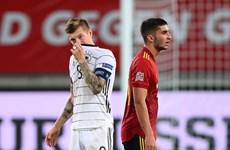 Kết quả Nations League: Đức-Tây Ban Nha bất phân thắng bại
