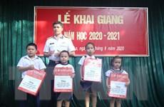 Khánh Hòa: Khai giảng năm học mới 2020-2021 ở huyện đảo Trường Sa