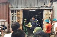 Hà Nội: Xét xử vụ cháy làm chết 8 người ở quận Nam Từ Liêm