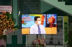 Lễ khai giảng đặc biệt giữa mùa dịch COVID-19 tại Đà Nẵng