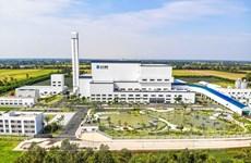 Nhà máy đốt rác Cần Thơ hoàn thành công trình bảo vệ môi trường