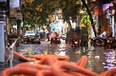 Bắc Bộ mưa lớn kéo dài từ chiều tối 6/9, đề phòng thời tiết nguy hiểm