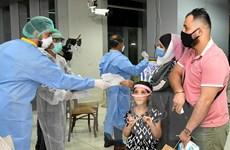 Hơn 200 nhân viên LHQ tại Syria mắc COVID-19, số ca nhiễm ở Anh tăng