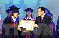 Hà Nội tuyên dương 88 thủ khoa tốt nghiệp các trường đại học, học viện