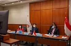 Singapore nhấn mạnh vai trò của AIPA trong đối phó đại dịch COVID-19