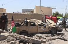 Afghanistan: Nổ bom nhằm vào đoàn xe phó tổng thống làm 2 người chết
