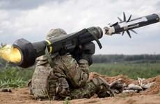 Quân đội Ba Lan được trang bị hệ thống tên lửa chống tăng của Mỹ