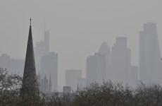 EEA: 13% số ca tử vong tại châu Âu do ô nhiễm môi trường