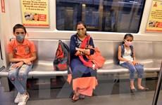 Ấn Độ ghi nhận thêm gần 100.000 ca nhiễm mới trong 24 giờ qua