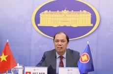 Củng cố quan hệ ASEAN-Hoa Kỳ ở nhiệm kỳ Chủ tịch ASEAN của Việt Nam