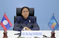Chủ tịch Quốc hội Lào: Việt Nam làm rất tốt vai trò Chủ tịch AIPA 41
