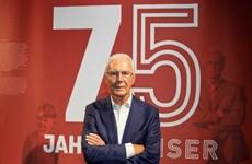 Huyền thoại Franz Beckenbauer chạm cột mốc đáng nhớ trong cuộc đời
