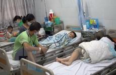 Vụ nghi ngộ độc tại TP.HCM: Thêm nhiều học sinh nhập viện cấp cứu