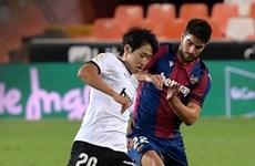 Tài năng người Hàn Quốc Lee Kang-in lập kỳ tích tại La Liga
