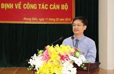 Phê chuẩn bầu bổ sung Phó Chủ tịch UBND tỉnh Thừa Thiên Huế