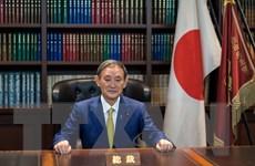 Điện mừng Chủ tịch Đảng Dân chủ Tự do Nhật Bản Suga Yoshihide
