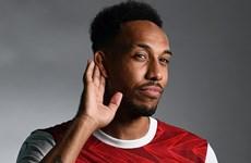 Aubameyang gia hạn hợp đồng, nhận lương 'khủng' nhất Arsenal