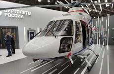 Triển lãm ngành công nghiệp trực thăng quốc tế - HeliRussia-2020