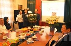 Kỷ niệm 75 năm Ngày truyền thống Thông tấn xã Việt Nam tại Praha
