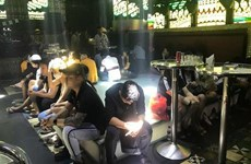Tiền Giang: Tạm giữ 102 người dương tính với ma túy trong quán bar