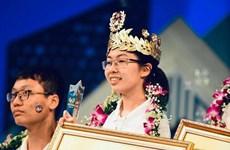 Nữ sinh Ninh Bình chia sẻ cảm xúc khi vô địch Đường lên đỉnh Olympia