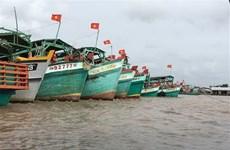 Bến Tre kiểm soát chặt việc cấp giấy phép khai thác thủy sản