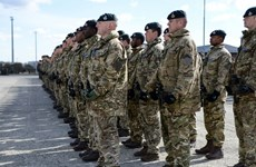 Anh công bố dự luật bảo vệ binh sỹ trước nguy cơ bị truy tố