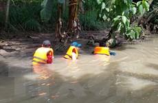 Đồng Nai: Tìm thấy thi thể nạn nhân lọt xuống mương bị nước cuốn trôi