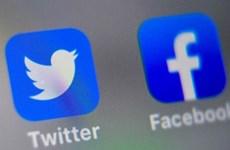 Thái Lan lần đầu thực thi hành động pháp lý đối với Facebook, Twitter