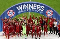 Cận cảnh Bayern Munich đánh bại Sevilla, giành siêu cúp châu Âu