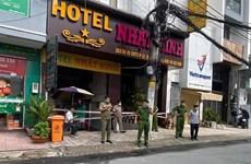 Thành phố Hồ Chí Minh: Hỏa hoạn tại khách sạn khiến một người tử vong