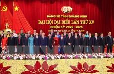 Hình ảnh Đại hội Đại biểu Đảng bộ tỉnh Quảng Ninh lần thứ XV