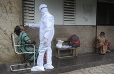 Ấn Độ ghi nhận hơn 6 triệu ca mắc, số ca nhiễm tăng nhanh trở lại ở Mỹ