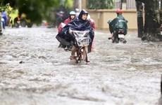 Bắc Bộ, Tây Nguyên và Nam Bộ tiếp tục có mưa, nguy cơ xảy ra lũ quét