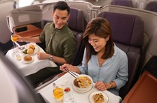 Singapore Airlines lên kế hoạch chuyển máy bay cỡ lớn thành nhà hàng