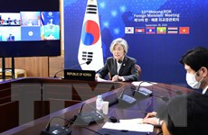 Các nước tiểu vùng sông Mekong, Hàn Quốc cam kết thúc đẩy thương mại