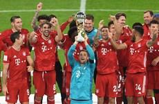Đánh bại Dortmund, Bayern Munich lần thứ 8 giành Siêu cúp Đức