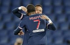 Paris Saint-Germain tiếp đà hồi sinh bằng chiến thắng hủy diệt 6-1