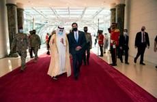 Bộ trưởng Quốc phòng Mỹ và Ngoại trưởng Iran tới thăm Kuwait