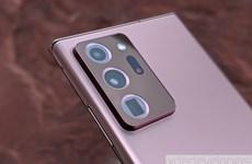 Camera của Samsung Galaxy Note 20 Ultra cho hiệu năng tốt nhất