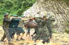 Sơn Lan: Tiến hành hủy nổ thành công hai quả bom nặng hơn 680kg