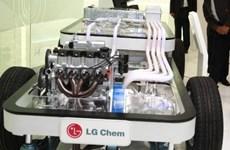 Công ty LG Chem Ltd. dẫn đầu doanh số bán pin xe điện toàn cầu