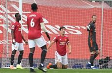 M.U thảm bại 1-6 trước Tottenham ngay tại thánh địa Old Trafford