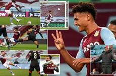 Aston Villa tạo 'địa chấn' với trận thắng hủy diệt Liverpool 7-2