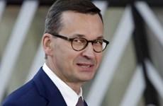 Ba Lan: Nội các mới tuyên thệ nhậm chức trong bối cảnh dịch COVID-19