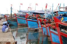 Vùng áp thấp đi vào vùng biển Phú Yên đến Khánh Hòa, nhiều nơi mưa lớn