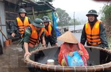 Thừa Thiên-Huế tăng cường các biện pháp ứng phó mưa lũ đặc biệt lớn