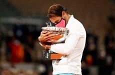 Rafael Nadal nói gì sau khi lập kỷ lục mới tại Roland Garros?