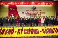 53 đồng chí trúng cử Ban Chấp hành Đảng bộ tỉnh Quảng Nam khóa XXII