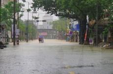 Gia hạn thời gian nhập học Đại học Huế và Đại học Đà Nẵng do mưa lũ